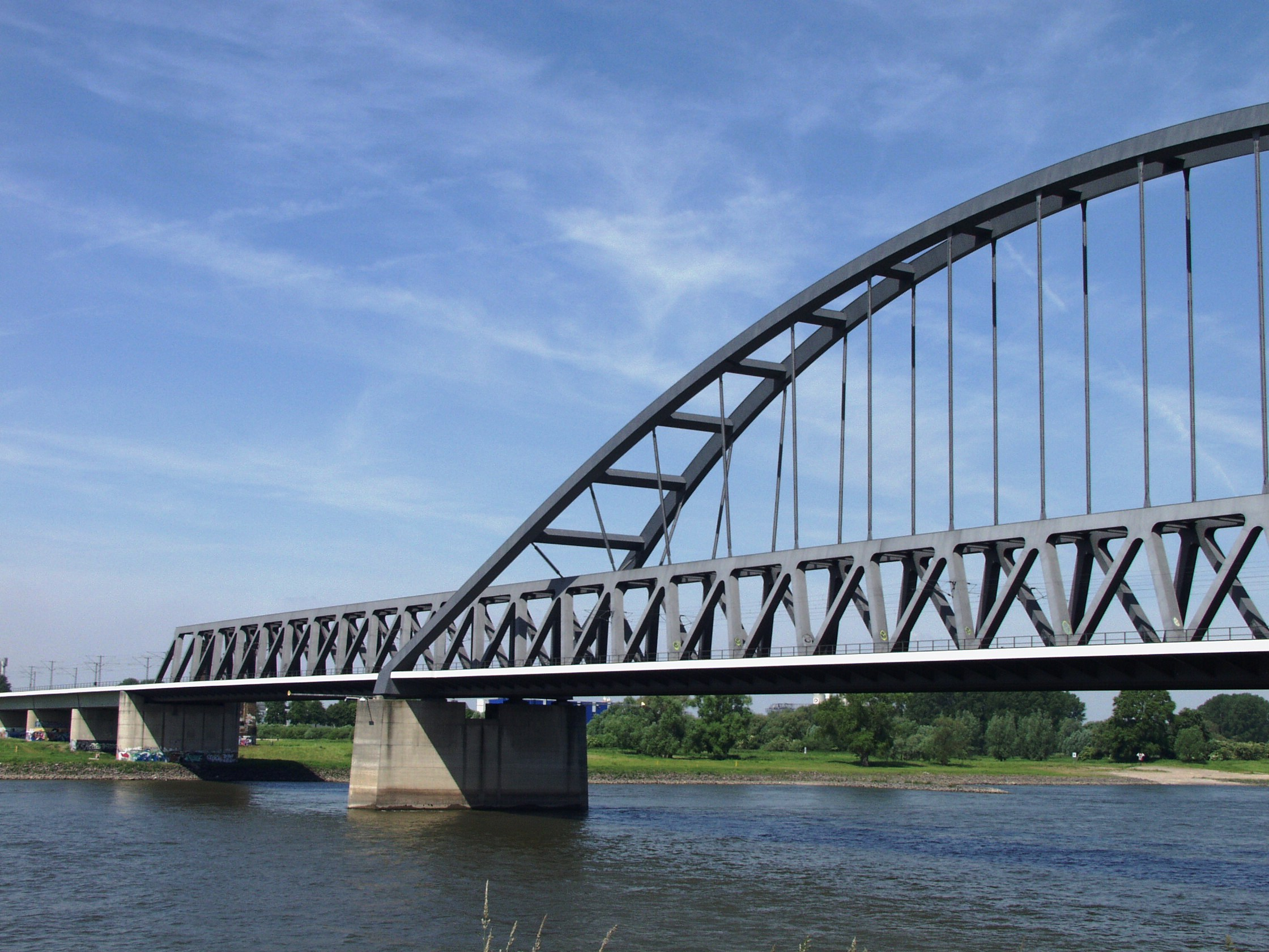 steel bridge design example pdf